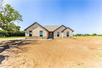 Weatherford Single Family Home For Sale: 127 Captain Lane
