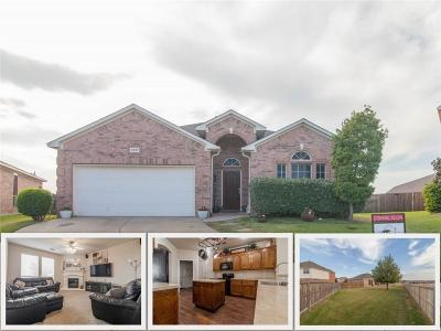 Single Family Home For Sale: 4041 Claymore Lane