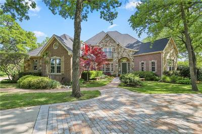 Flower Mound Single Family Home For Sale: 4900 Lighthouse Drive