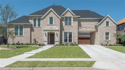 Prosper Single Family Home For Sale: 1241 Clipston Drive