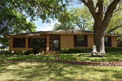 Richardson Single Family Home For Sale: 930 Fernwood Drive