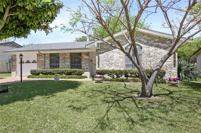 Garland Single Family Home For Sale: 1729 Pine Knot Drive