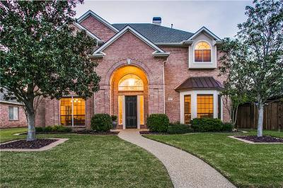 Plano Single Family Home For Sale: 2161 Fountain Head Drive