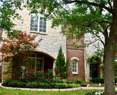 Fort Worth Townhouse For Sale: 4805 Collinwood Avenue