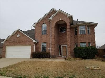 Arlington Single Family Home For Sale: 1221 Andromeda Way