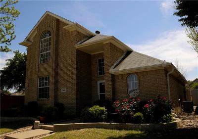 Carrollton Single Family Home For Sale: 1402 Ranchview Court