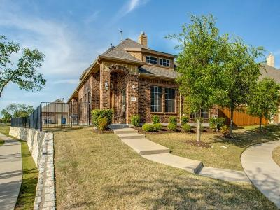 Allen Single Family Home For Sale: 1801 Harlequin Place