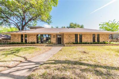 Plano Single Family Home For Sale: 1917 Midcrest Drive