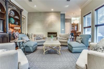 Dallas Single Family Home For Sale: 3700 Fairfax Avenue