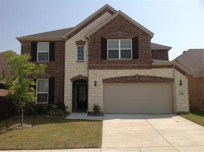 Little Elm Single Family Home For Sale: 2404 Olivia Lane