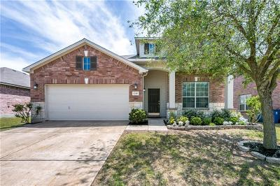 Forney Single Family Home For Sale: 1110 Mule Deer Road