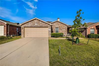 Little Elm Single Family Home For Sale: 1620 Dragonback Pass
