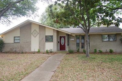 Single Family Home For Sale: 3310 Jubilee Trail