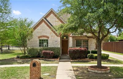 Frisco Single Family Home Active Option Contract: 9579 Edinburgh Lane