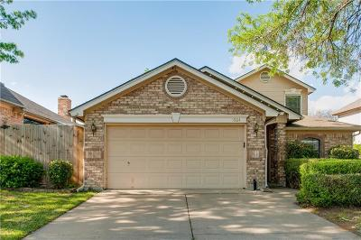 Grapevine Residential Lease For Lease: 1504 Laguna Vista Way