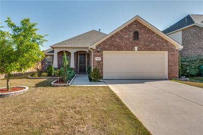 Little Elm Single Family Home For Sale: 2220 Gregory Creek Drive