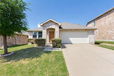 Frisco Single Family Home Active Option Contract: 12933 Cowper Drive
