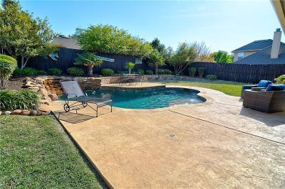 Mckinney Single Family Home For Sale: 8109 Twin Oaks Drive