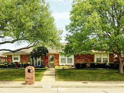 Carrollton  Residential Lease For Lease: 3810 Woodside Road