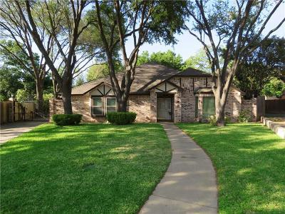 Arlington Single Family Home For Sale: 709 Chaffee Court
