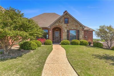 Benbrook Single Family Home For Sale: 8217 Indian Hills Court