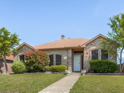 Mesquite Single Family Home For Sale: 2728 Daniel Creek