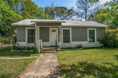 Arlington Single Family Home For Sale: 504 E Sanford Street