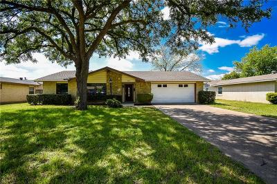 Richardson Single Family Home For Sale: 909 Wedgewood Way