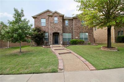 Frisco Single Family Home For Sale: 2140 Jaguar Drive