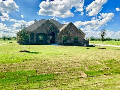 Springtown Single Family Home For Sale: 243 Columbia Court