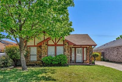 Fort Worth Single Family Home For Sale: 6617 Cuculu Drive