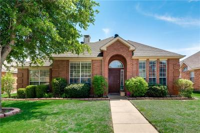 Frisco Single Family Home For Sale: 9805 Prestmont Place