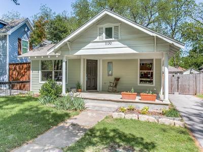 Dallas Single Family Home For Sale: 1130 S Montreal Avenue