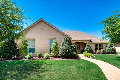 Benbrook Single Family Home For Sale: 7516 Heights View Drive