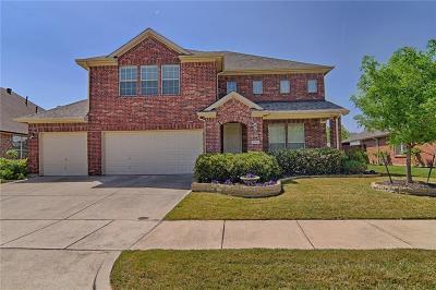 Denton Single Family Home For Sale: 5813 Tawakoni Drive