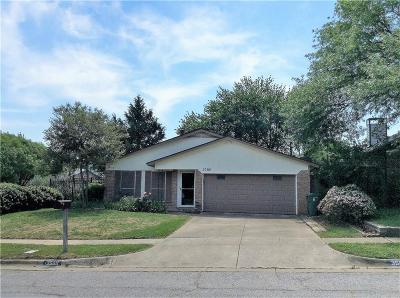 Arlington Single Family Home For Sale: 3500 Solano Court