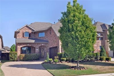 Keller Single Family Home For Sale: 1910 Lewis Crossing Drive