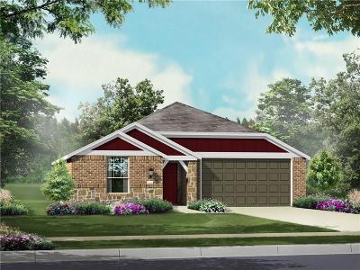 Aubrey Single Family Home For Sale: 1717 Ridge Creek Lane