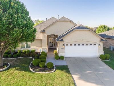 Denton Single Family Home For Sale: 9608 Pepperwood Trail