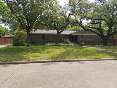 Single Family Home For Sale: 10408 Remington Lane