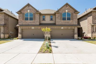 Plano Townhouse For Sale: 2213 Caniesto Street