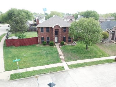 Carrollton Single Family Home For Sale: 2784 Summertree Drive
