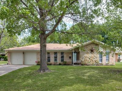Benbrook Single Family Home For Sale: 8920 Kincaid Drive