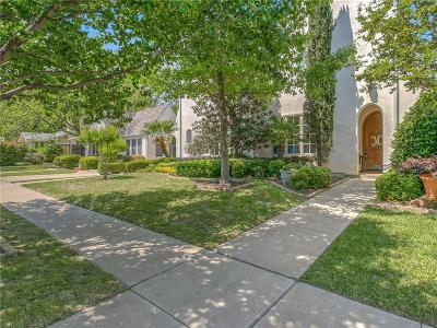 Fort Worth Townhouse For Sale: 3308 W 6th Street