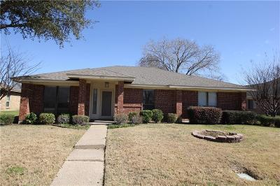 Garland Residential Lease For Lease: 3214 Fairwood Drive