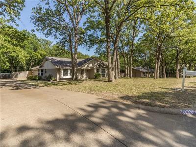 Dalworthington Gardens Single Family Home For Sale: 3121 Sunset Oaks Street