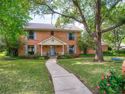 Fort Worth Single Family Home For Sale: 6959 Battle Creek Road