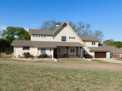 Van Alstyne Single Family Home For Sale: 25 Hinton Court