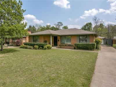 Single Family Home For Sale: 6552 Axton Lane