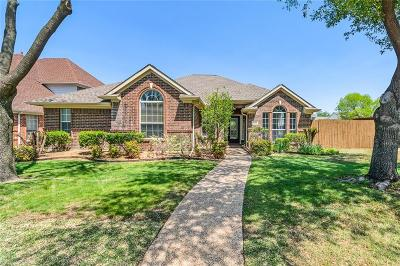 Plano Single Family Home For Sale: 4109 Carmichael Drive